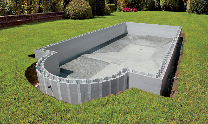 Bloc piscine for Construire sa piscine en kit